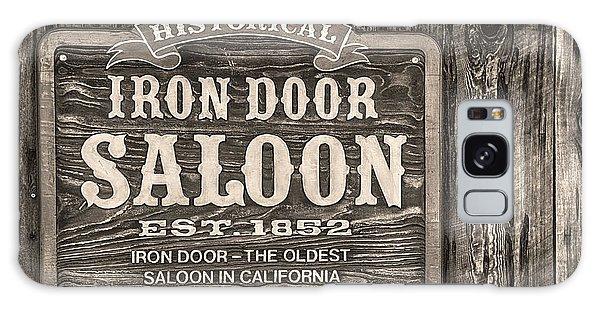Iron Door Saloon 1852 Galaxy Case