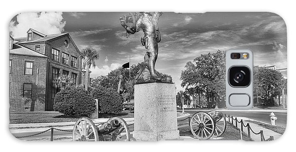 Iron Mke Statue - Parris Island Galaxy Case