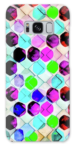 Irregular Hexagon Galaxy Case