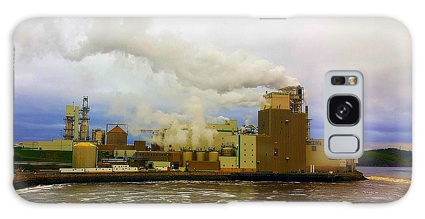 Irving Pulp Mill #3 Galaxy Case