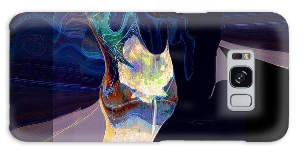 Isadora Scarf Galaxy Case