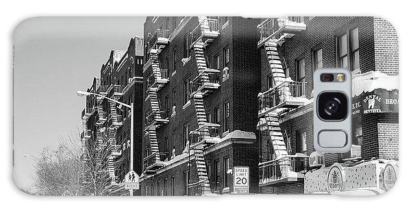 Isham Street Winter Galaxy Case