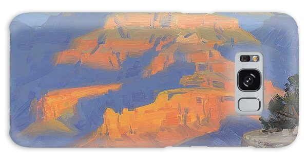 Grand Canyon Galaxy S8 Case - Isis In The Morning by Cody DeLong