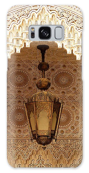 Islamic Plasterwork Galaxy Case by Ralph A  Ledergerber-Photography