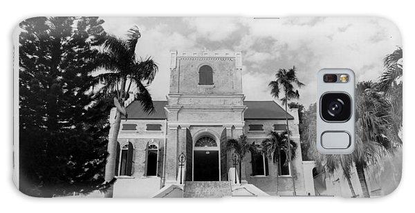 Island Church  Galaxy Case