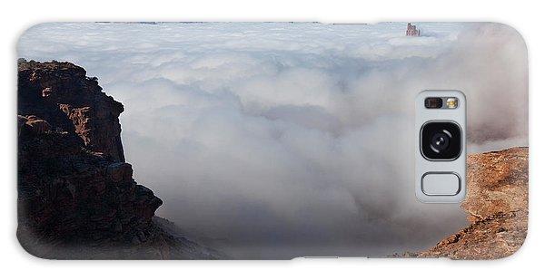 Islands In The Sky Galaxy Case - Island In The Sky Inversion by Dan Norris