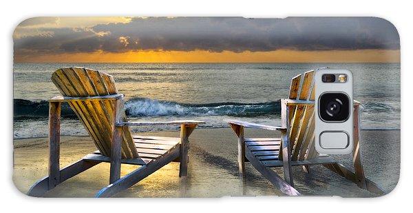 Boynton Galaxy S8 Case - Island Song by Debra and Dave Vanderlaan