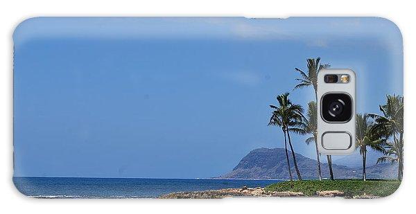 Island View Galaxy Case