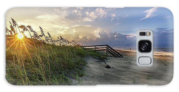 Isle Of Palms Sunstar Galaxy Case