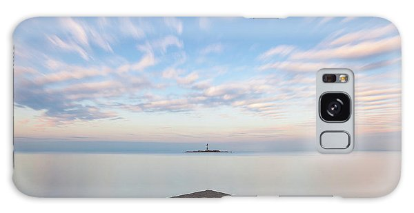 Islet Baraban With Lighthouse Galaxy Case