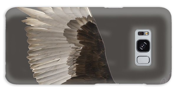 Isolated Turkey Vulture 2014-1 Galaxy Case