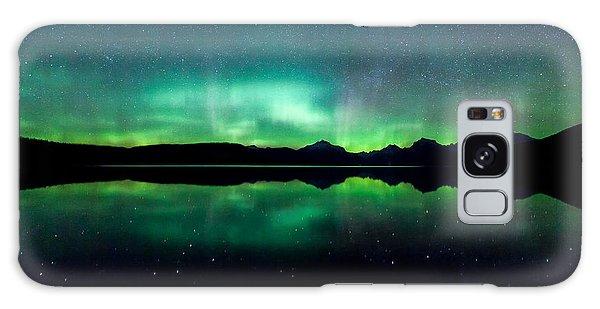 Iss Aurora Galaxy Case by Aaron Aldrich