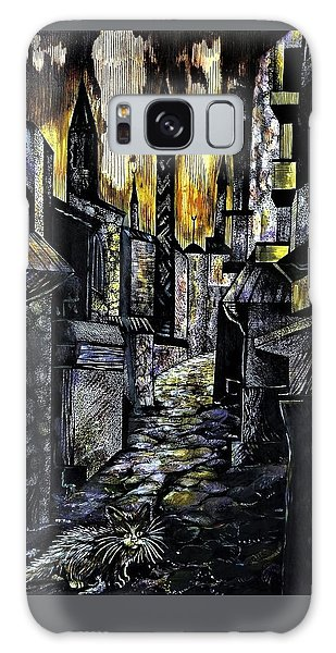 Istanbul Impressions. Lost In The City. Galaxy Case
