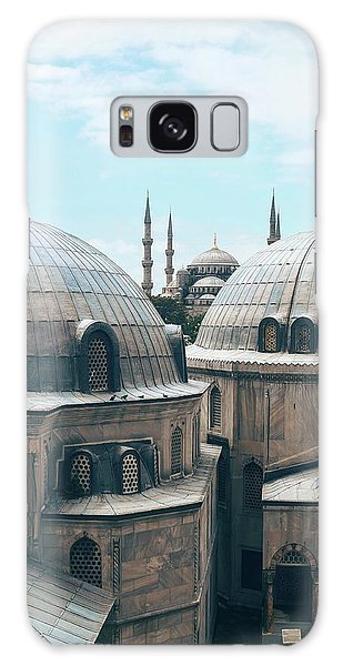 Istanbul Mosque Galaxy Case