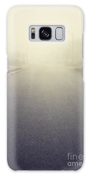 It Is Unclear What Lies Ahead Galaxy Case