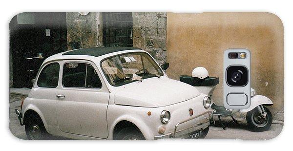 Italian Classic Commute  Galaxy Case