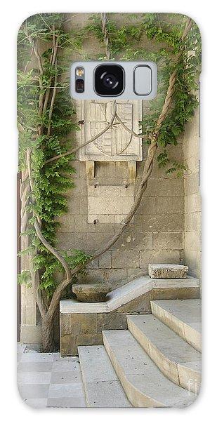 Italian Courtyard- Brindisi Galaxy Case