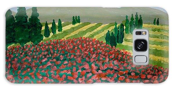 Italian Landscape Galaxy Case