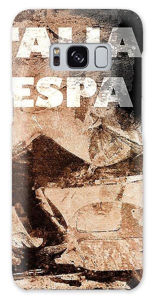 Italian Vespa Galaxy Case