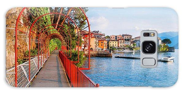 Italian Walk Of Love  Galaxy Case