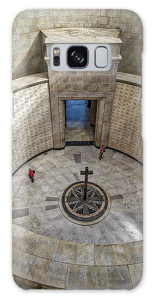 Galaxy Case featuring the photograph Italian World War One Shrine #3 by Stuart Litoff
