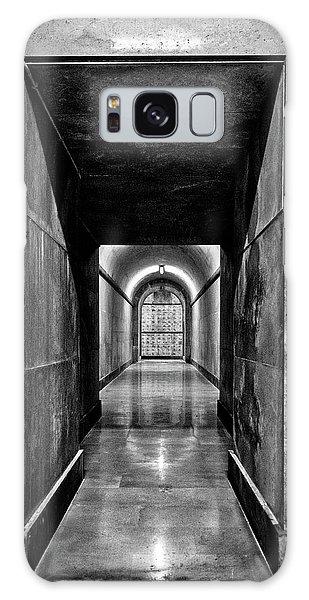 Galaxy Case featuring the photograph Italian World War One Shrine #4 by Stuart Litoff