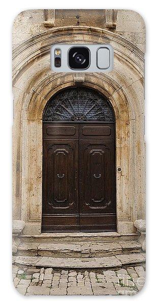 Italy - Door Eighteen Galaxy Case