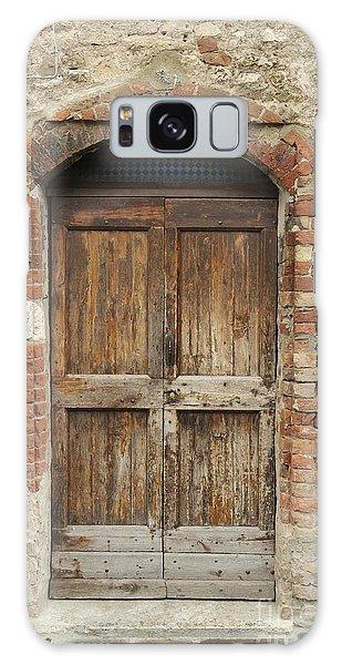 Italy - Door Eleven Galaxy Case