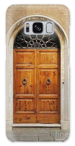Italy - Door Fifteen Galaxy Case