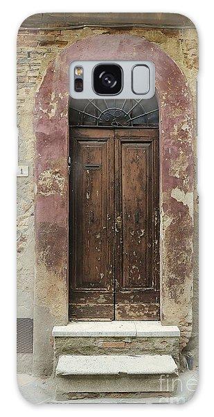 Italy - Door Seven Galaxy Case