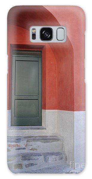 Italy - Door Two Galaxy Case