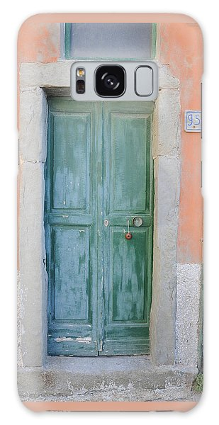 Italy - Door Five Galaxy Case
