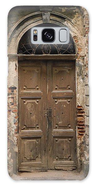 Italy - Door Four Galaxy Case