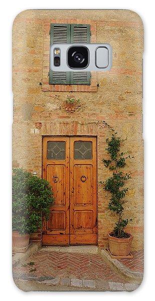 Italy - Door Nine Galaxy Case