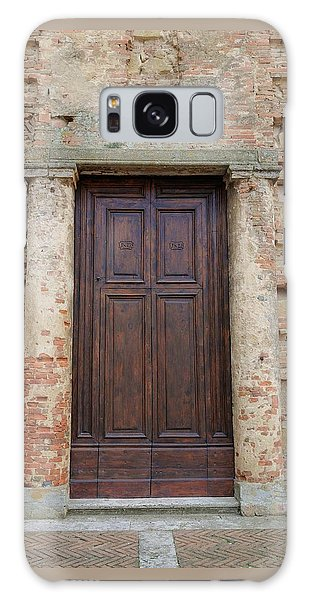 Italy - Door Nineteen Galaxy Case