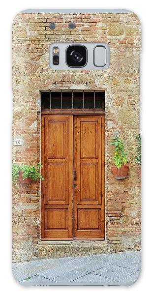 Italy - Door Six Galaxy Case