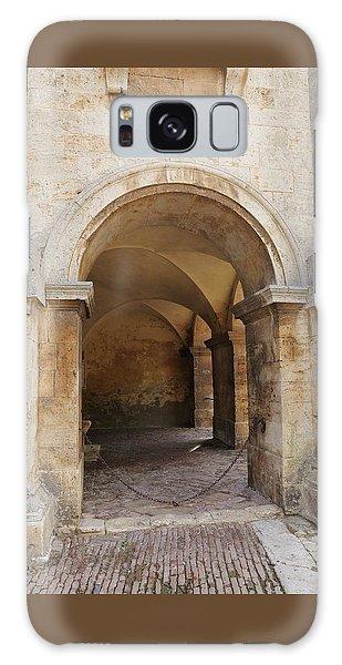 Italy - Door Sixteen Galaxy Case