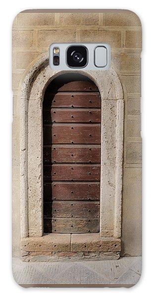 Italy - Door Ten Galaxy Case