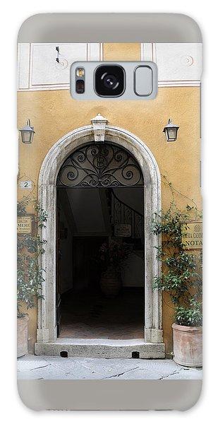 Italy - Door Thirteen Galaxy Case