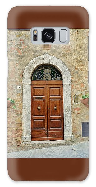 Italy - Door Twelve Galaxy Case