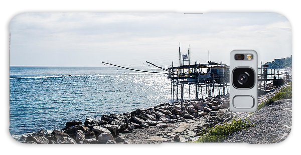 Italy - The Trabocchi Coast 2  Galaxy Case