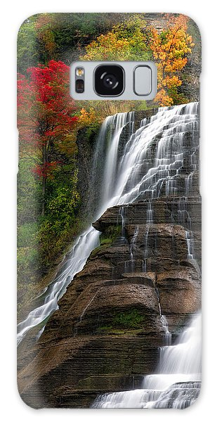 Ithaca Falls Galaxy Case