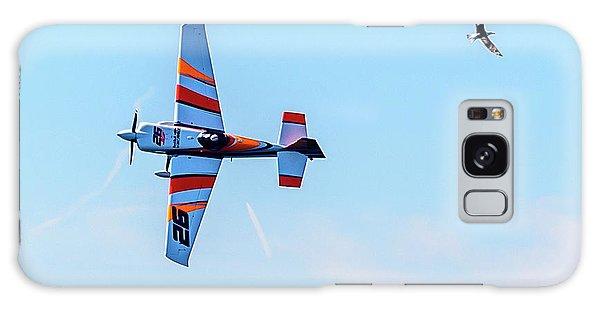 It's A Bird And A Plane, Red Bull Air Show, Rovinj, Croatia Galaxy Case