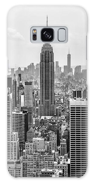 Empire State Building Galaxy S8 Case - It's A Jungle Out There by Az Jackson