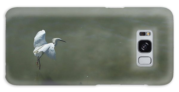 Egret Galaxy Case - It's All In The Takeoff by Laurie Search
