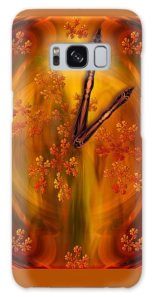It's Autumn Time Galaxy Case