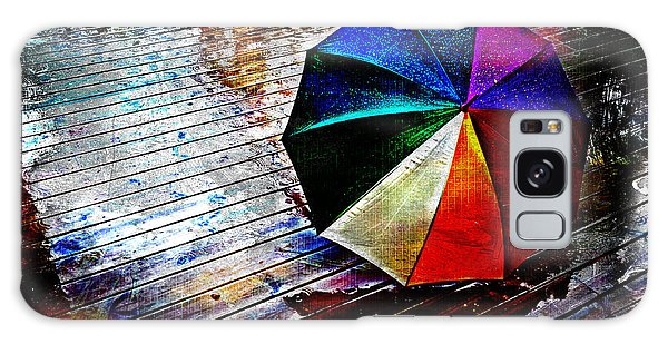 It's Raining Again Galaxy Case