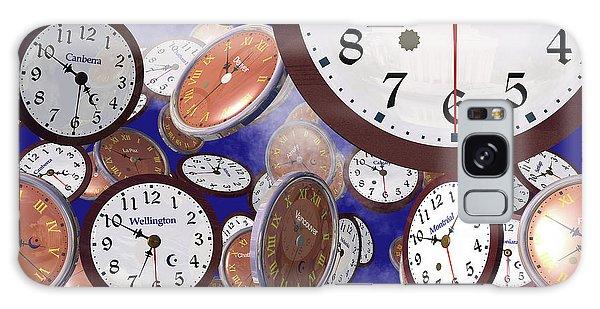 It's Raining Clocks - Washington D. C. Galaxy Case