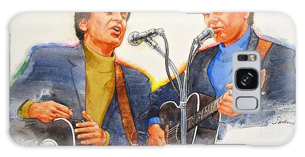 Its Rock And Roll 4  - Everly Brothers Galaxy Case