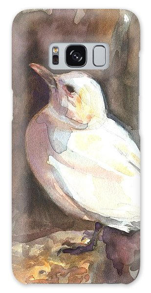 Ivory Gull Galaxy Case